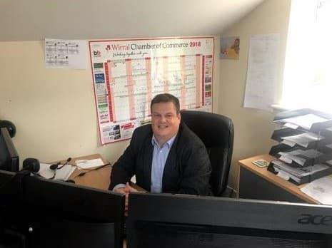 David Taylor, Eworks Global Business Director. Eworks Tracking