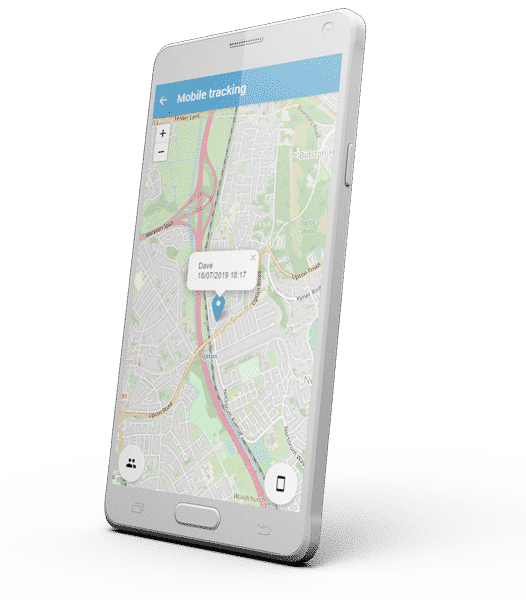 Personal and Mobile Tracking