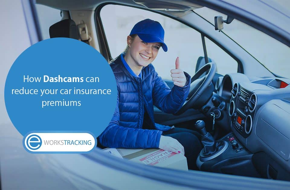 How Dashcams can reduce your car insurance premiums