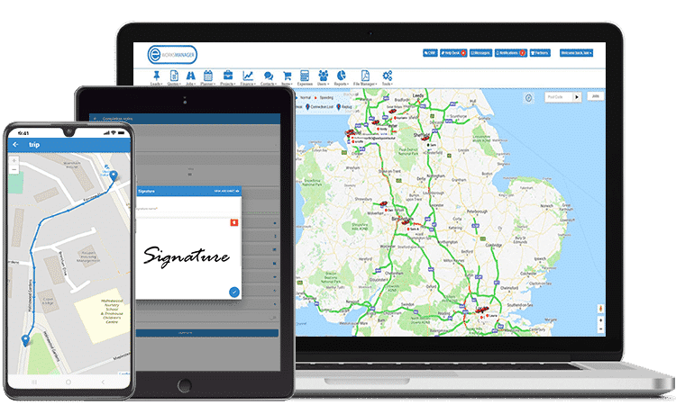Fleet Management Software - vehicle Tracking Software - Mobile Tracking & Monitoring Software